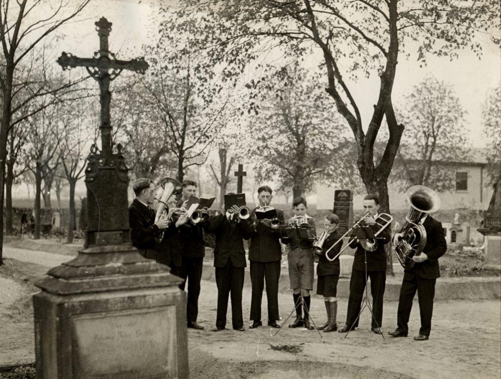 1934 Ostermorgen