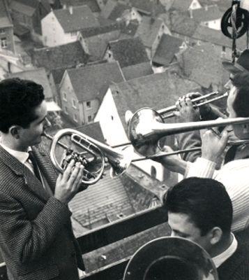 1960 Turmblasen