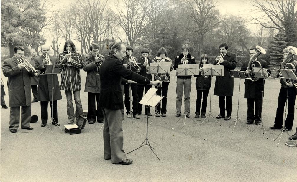 1980 Friedhof